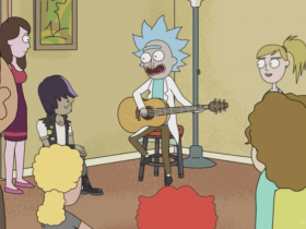 Tiny Rick Song